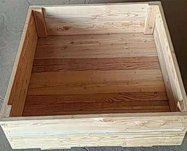 都匀木头包装箱